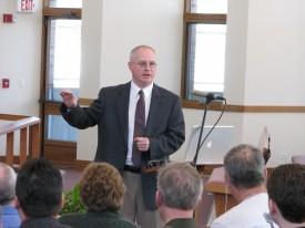 Pastor Todd Wilken