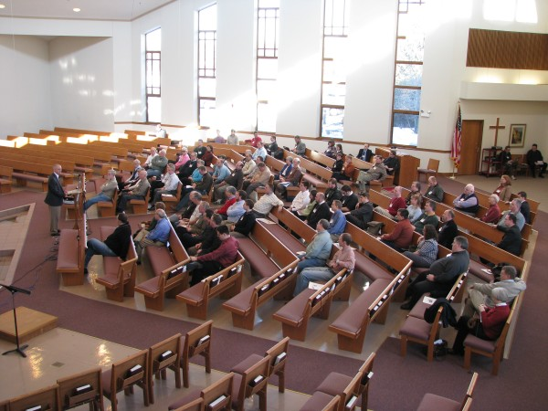 Pastor Todd Wilken's talk