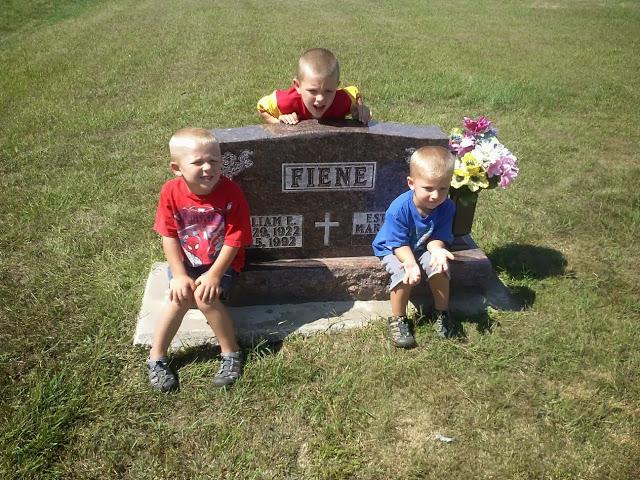 Grandpa's Grave
