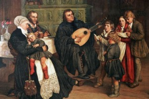 luther-familie