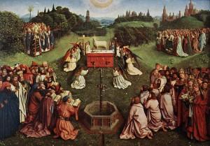 Divine Service (Lamb)