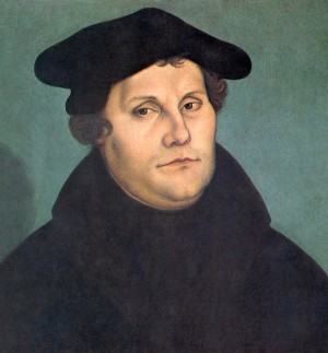 Martin Luther-Cranach