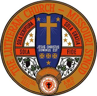 The seal of the Lutheran Church - Missouri Synod